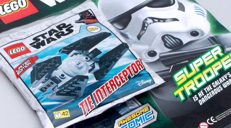LEGO Star Wars Magazine Issue 67 Featured 2