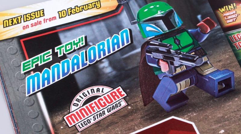 LEGO Star Wars Magazine Issue 67 Featured 3