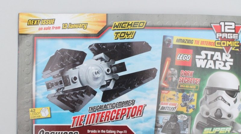 LEGO Star Wars magazine Issue 67 preview featured