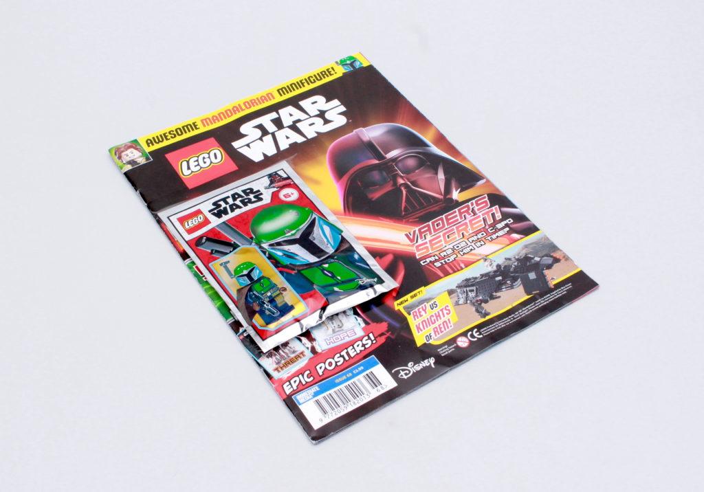 LEGO Star Wars Magazine Issue 68 1
