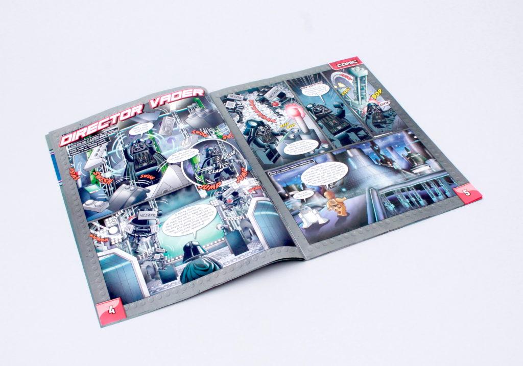 LEGO Star Wars Magazine Issue 68 2