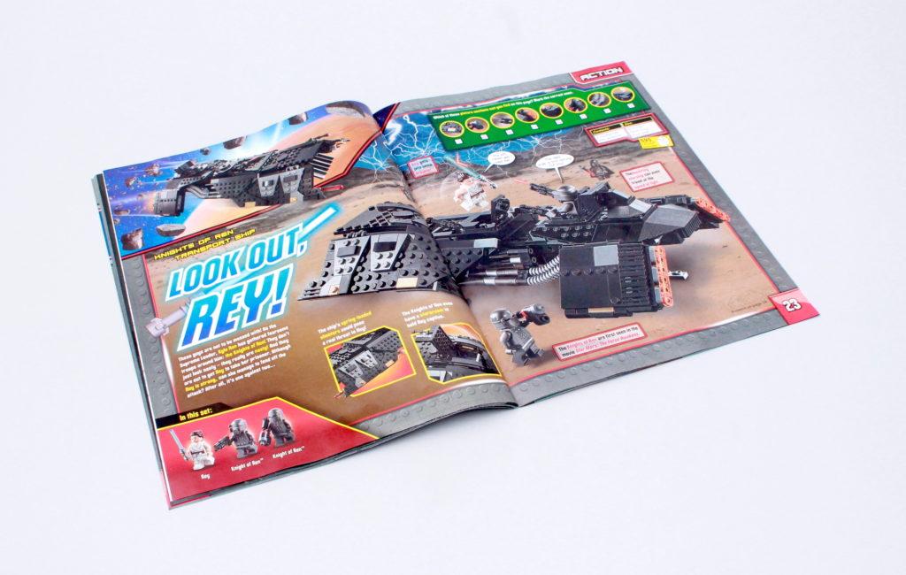 LEGO Star Wars Magazine Issue 68 3