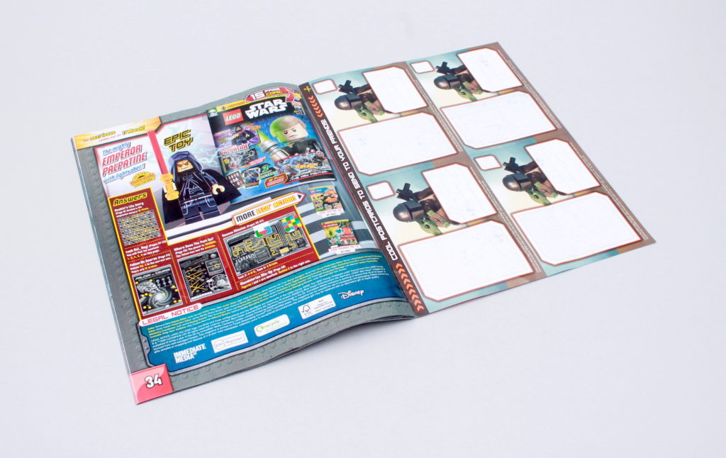 LEGO Star Wars Magazine Issue 68 5