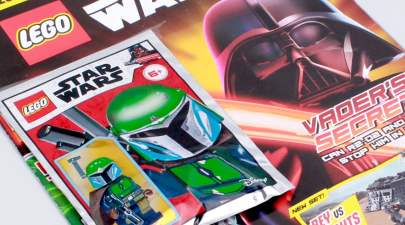 LEGO Star Wars Magazine Issue 68 Cover Featured 1