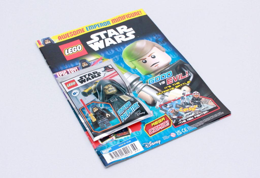 LEGO Star Wars magazine Issue 69 1