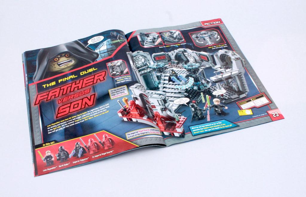 LEGO Star Wars magazine Issue 69 3