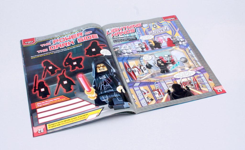 LEGO Star Wars magazine Issue 69 4