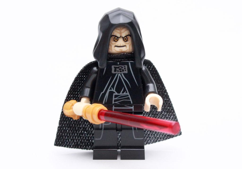 LEGO Star Wars Magazine Issue 69 Emperor Palpatine 2