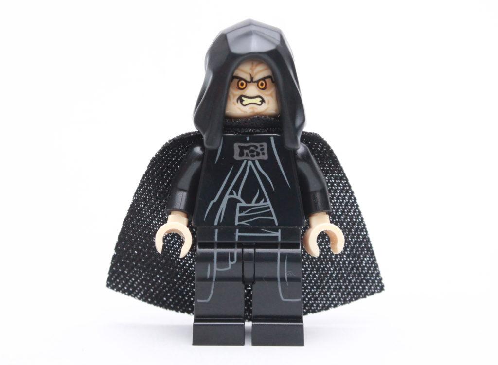 LEGO Star Wars Magazine Issue 69 Emperor Palpatine 3