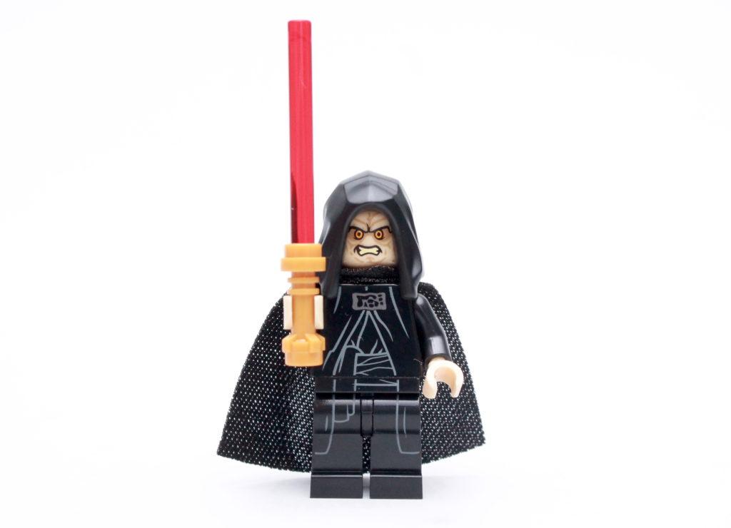 LEGO Star Wars Magazine Issue 69 Emperor Palpatine 5