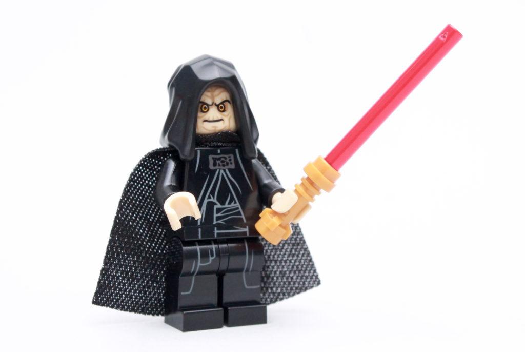 LEGO Star Wars Magazine Issue 69 Emperor Palpatine 7
