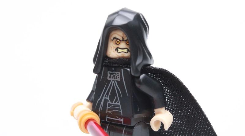 LEGO Star Wars Magazine Issue 69 Emperor Palpatine Featured