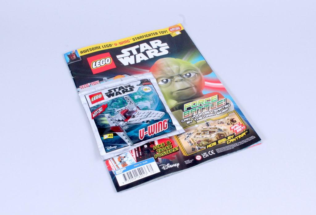 LEGO Star Wars magazine Issue 70 1