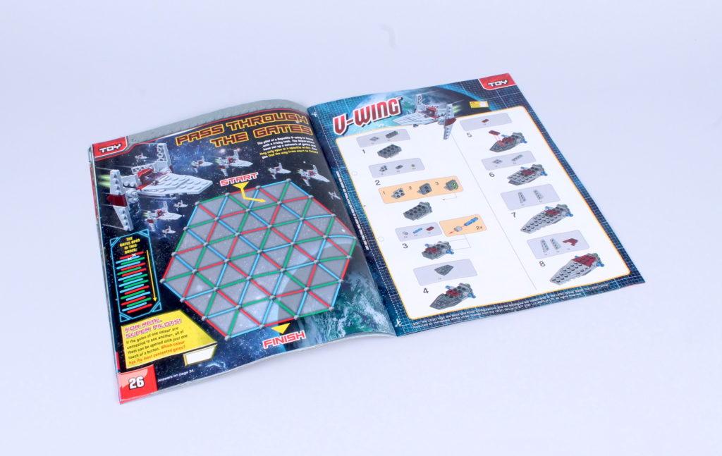 LEGO Star Wars magazine Issue 70 4