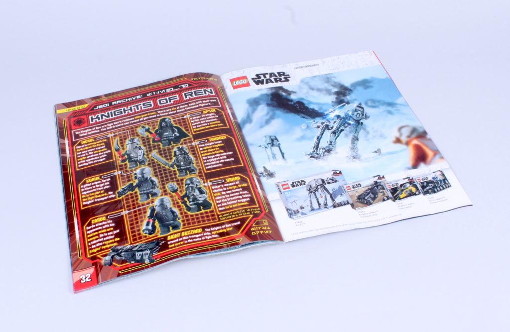 LEGO Star Wars magazine Issue 70 5