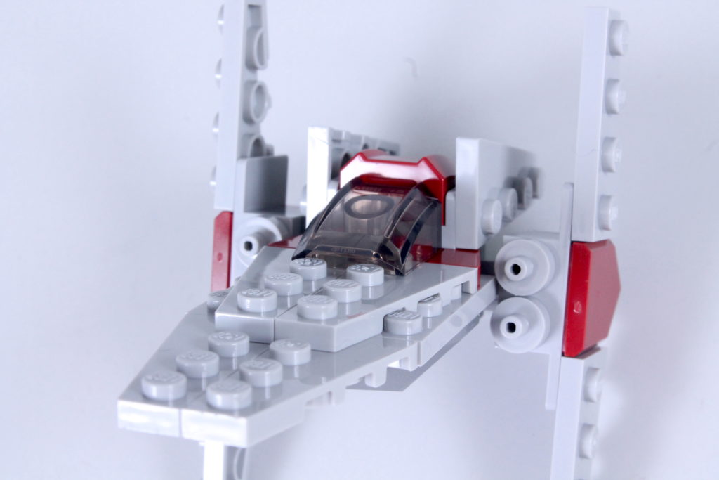 LEGO Star Wars Magazine Issue 70 V Wing 11