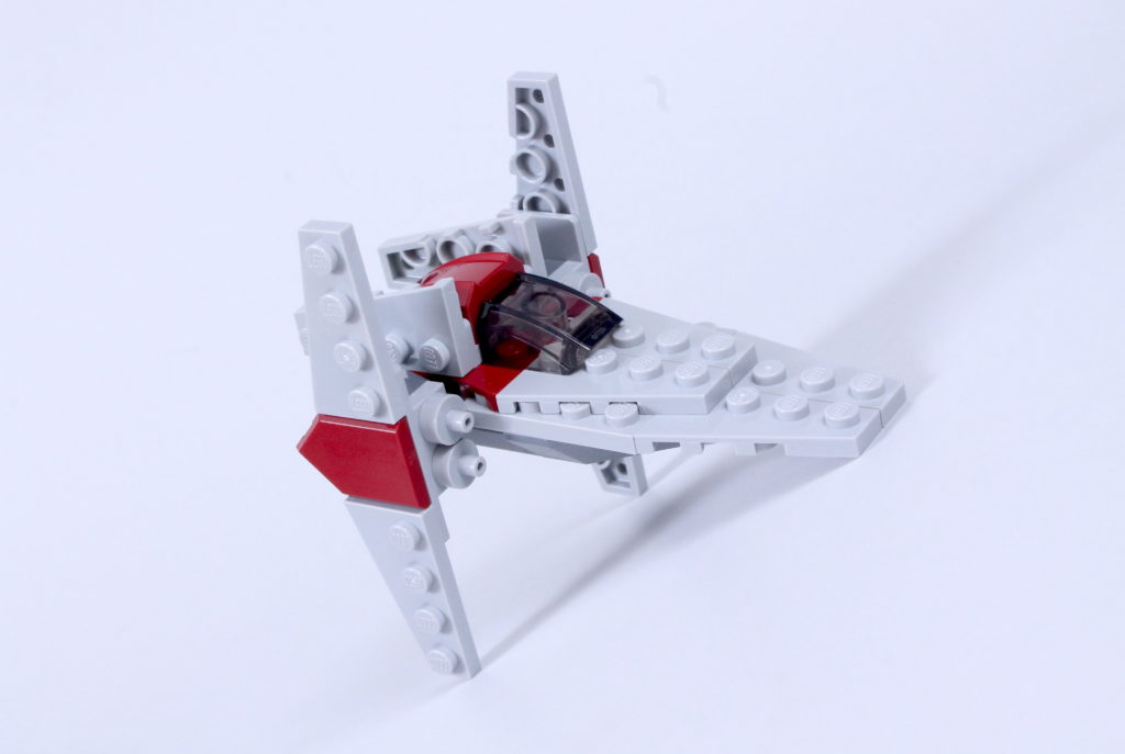 LEGO Star Wars Magazine Issue 70 V Wing 3