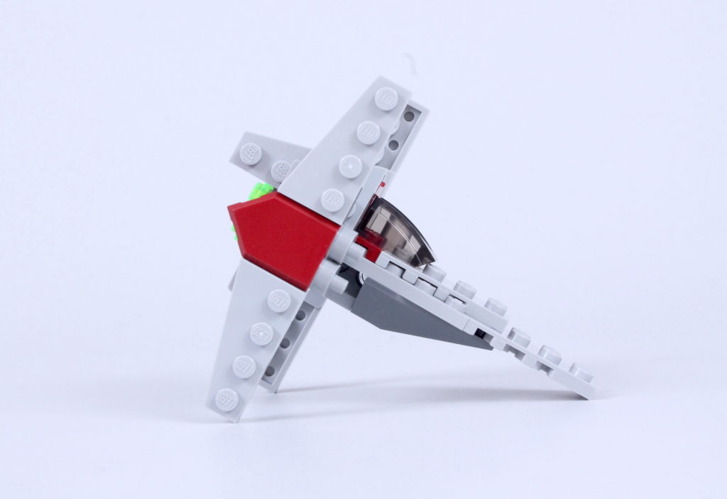 LEGO Star Wars Magazine Issue 70 V Wing 6