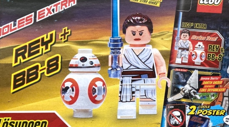 LEGO Star Wars Magazine Issue 73 Preview Featured