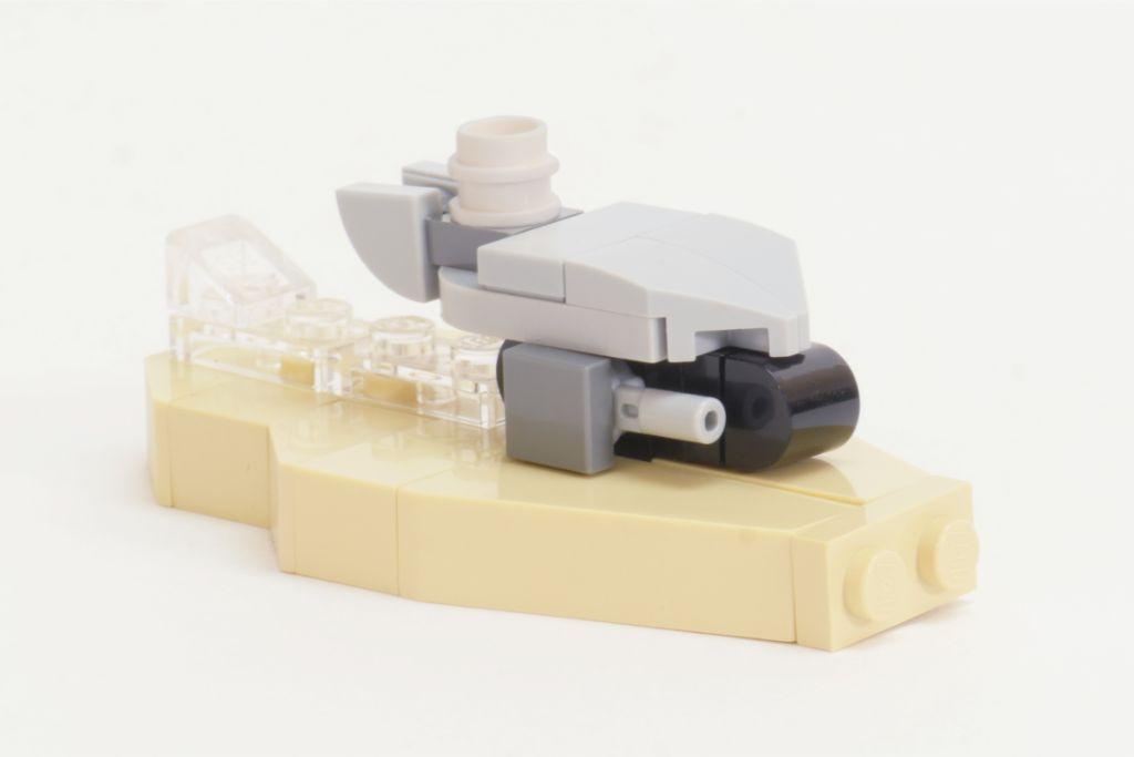 LEGO Star Wars Micro Treadspeeder 2