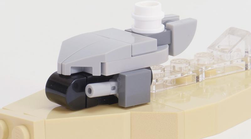 LEGO Star Wars Micro Treadspeeder Featured 800 4456