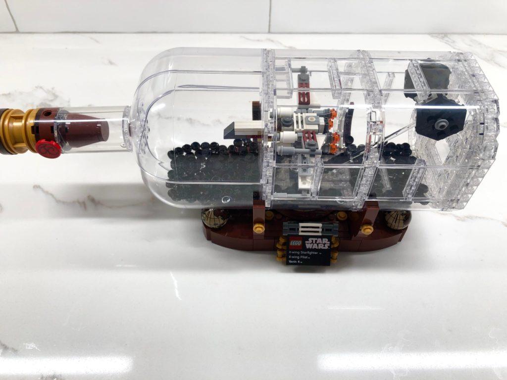 LEGO Star Wars Ship In A Bottle 1