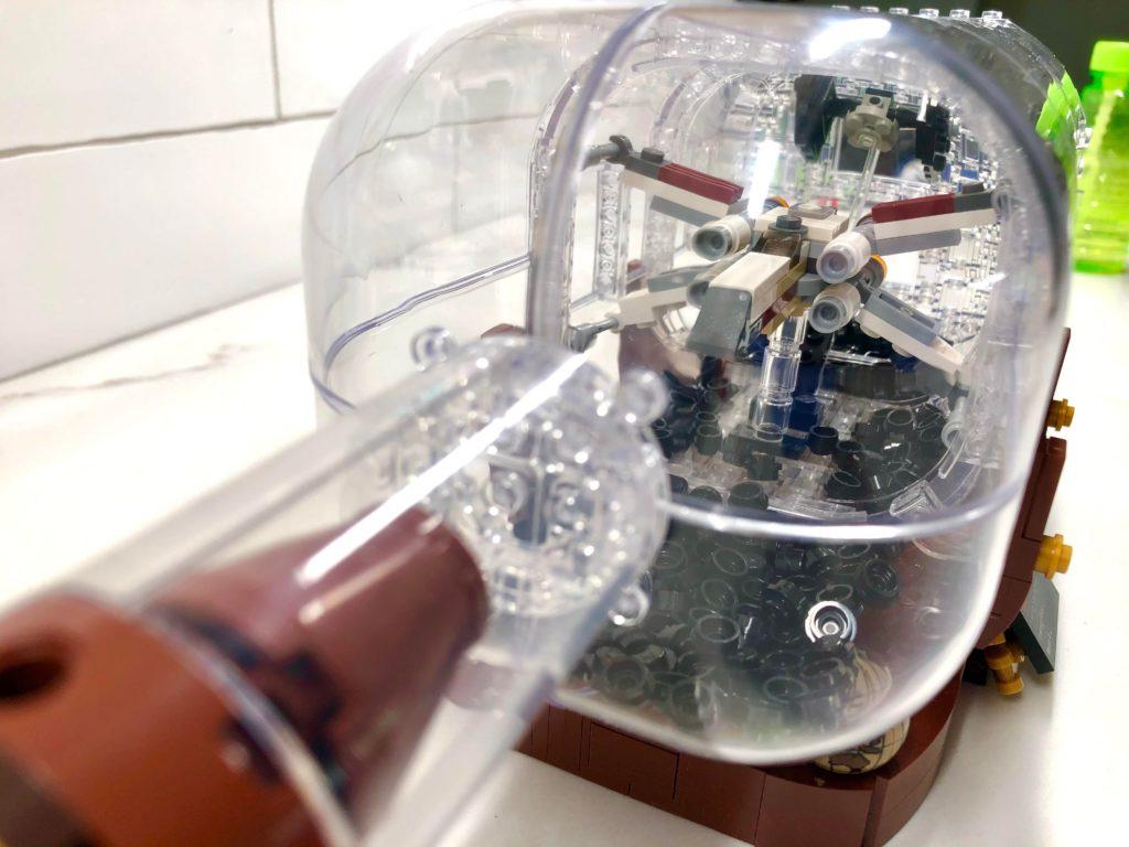 LEGO Star Wars Ship In A Bottle 3