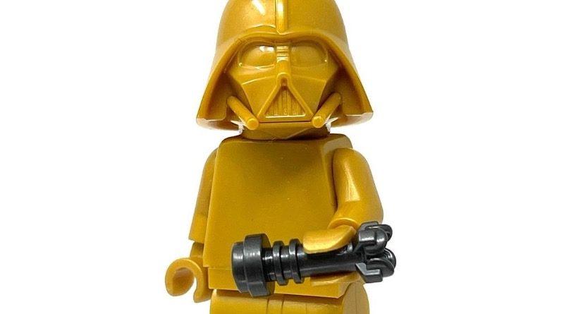 LEGO Star Wars short shot moulding error lightsaber featured