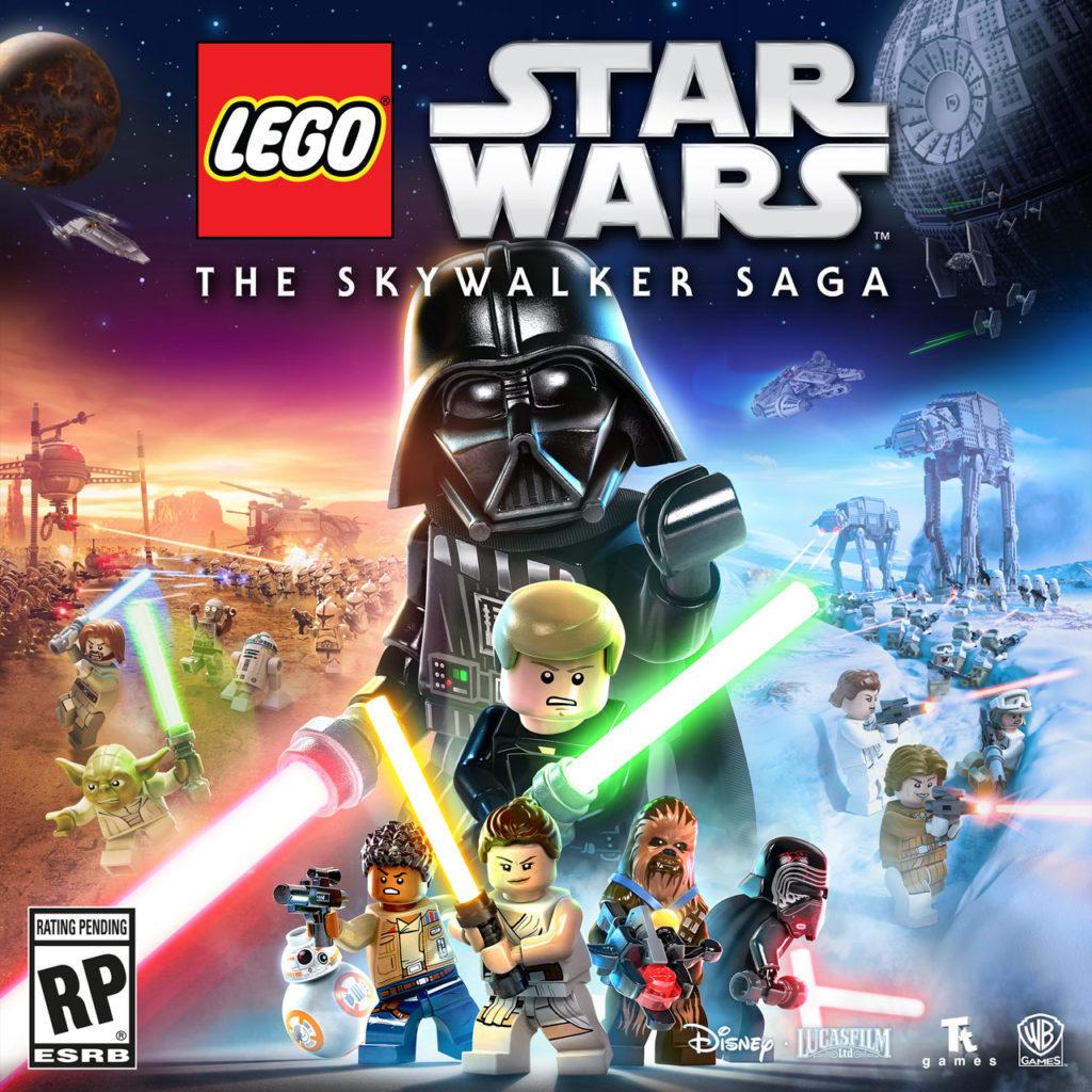 LEGO Star Wars The Skywalker Saga Art 1024x1024