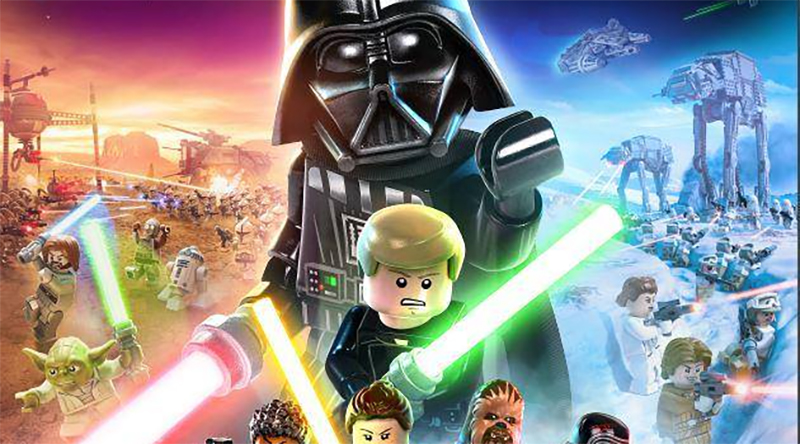 LEGO Star Wars The Skywalker Saga Featured