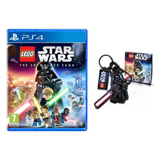 LEGO Star Wars The Skywalker Saga Key Ring
