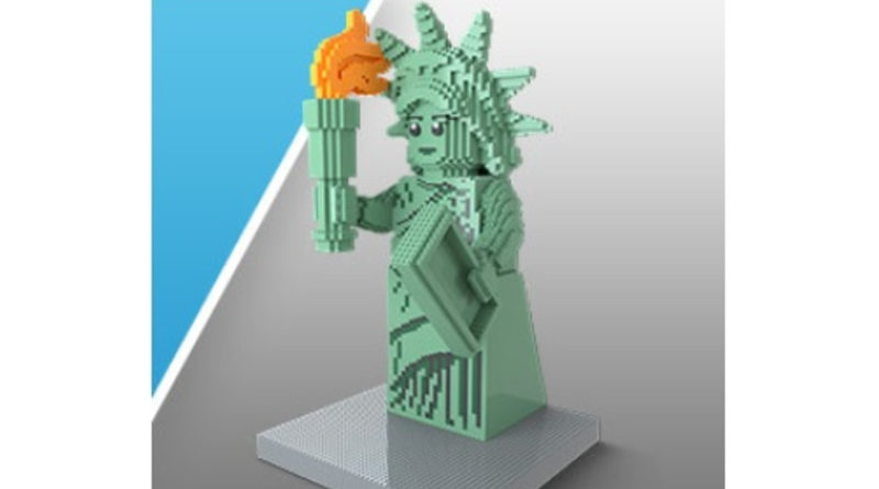 LEGO Statue of Liberty VIP Sweepstakes featured