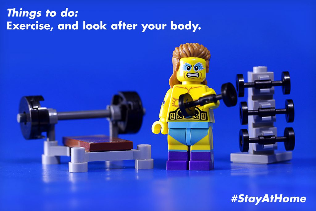 LEGO Stay At Home 2