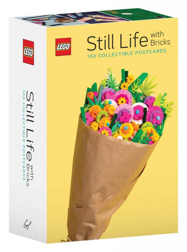 LEGO Still Life With Bricks Postcards