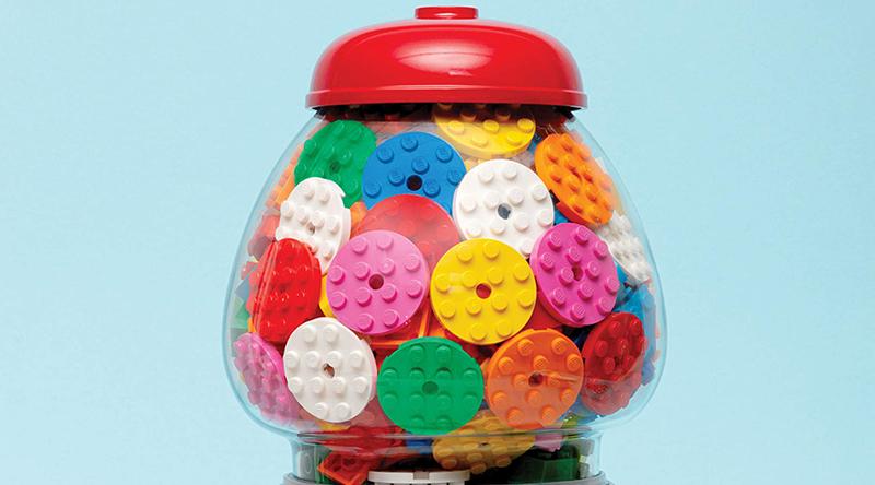 LEGO Still Life with Bricks featured 800 445