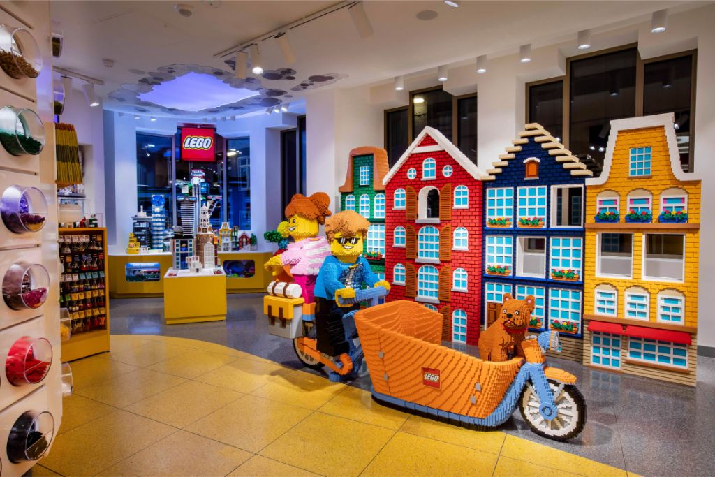 LEGO Store Amsterdam 2