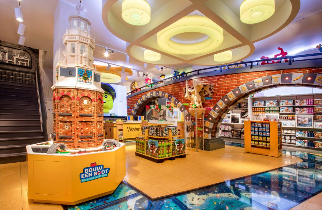 LEGO Store Amsterdam 3