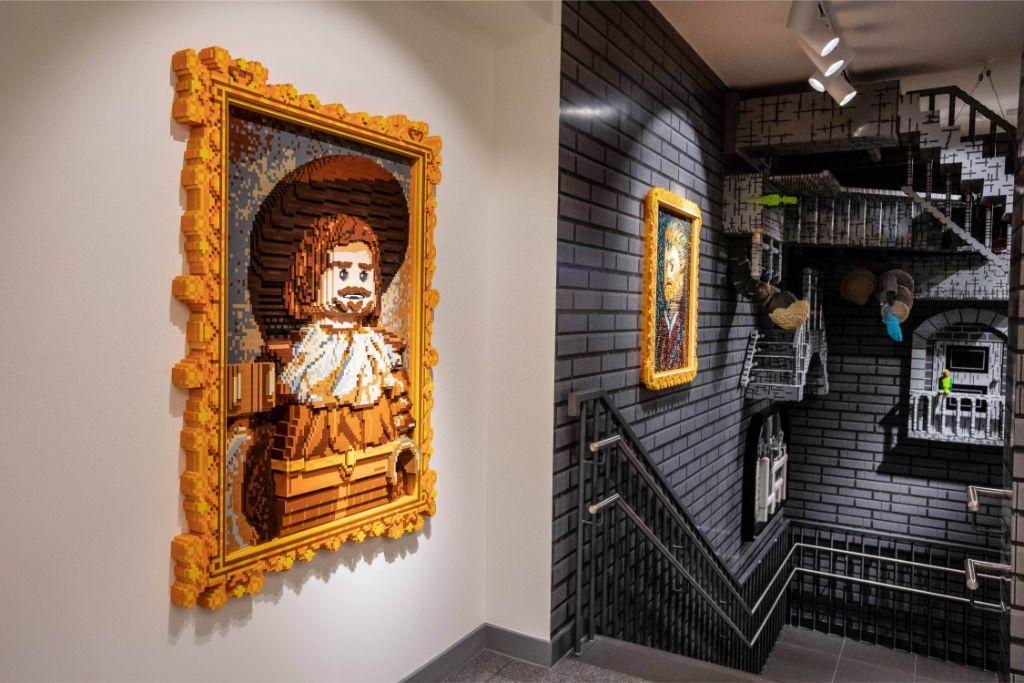 LEGO Store Amsterdam 8