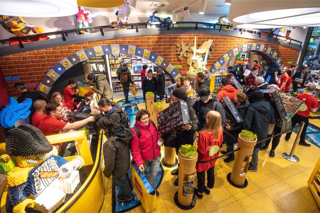 LEGO Store Amsterdam 9