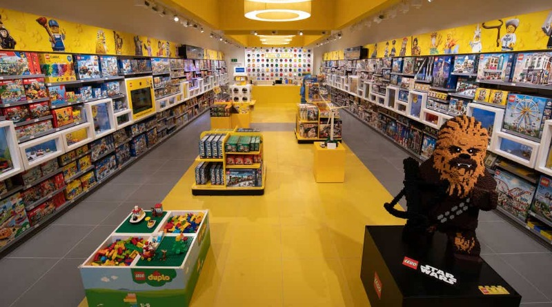 LEGO Store Belgium Featured