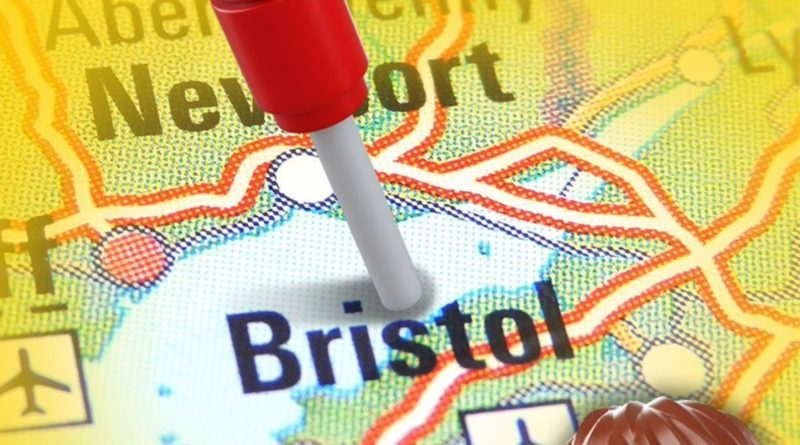 LEGO Store Bristol map pin featured