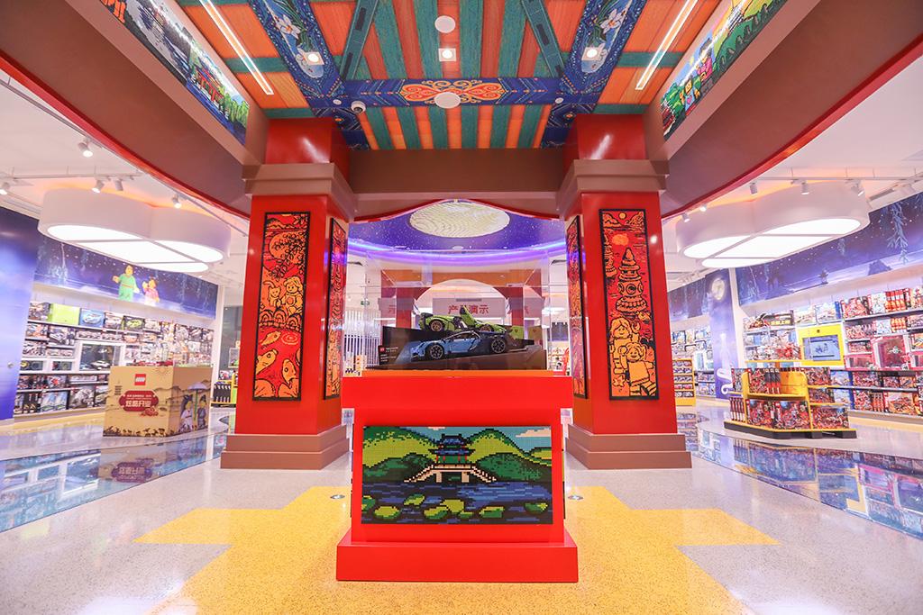 LEGO Store Hangzhou