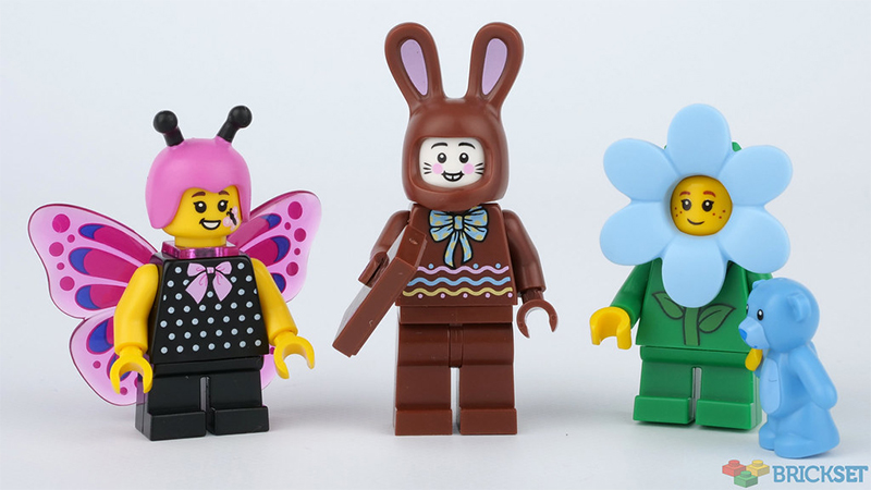 LEGO Store Exclusive Easter Minifigures Featured 800 445
