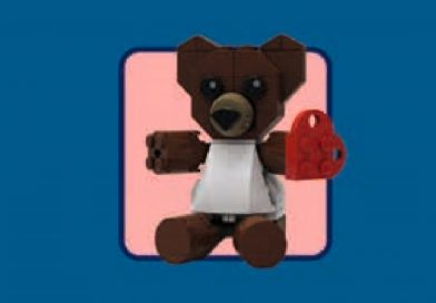 LEGO Stores to offer make-and-take Valentine's Bear