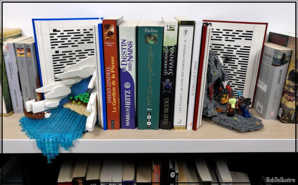 LEGO Story books