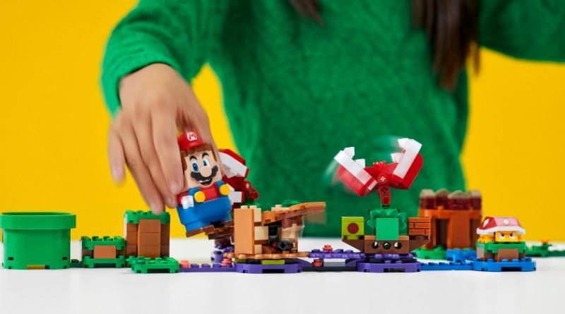 LEGO Super Mario 2021 Action Featured