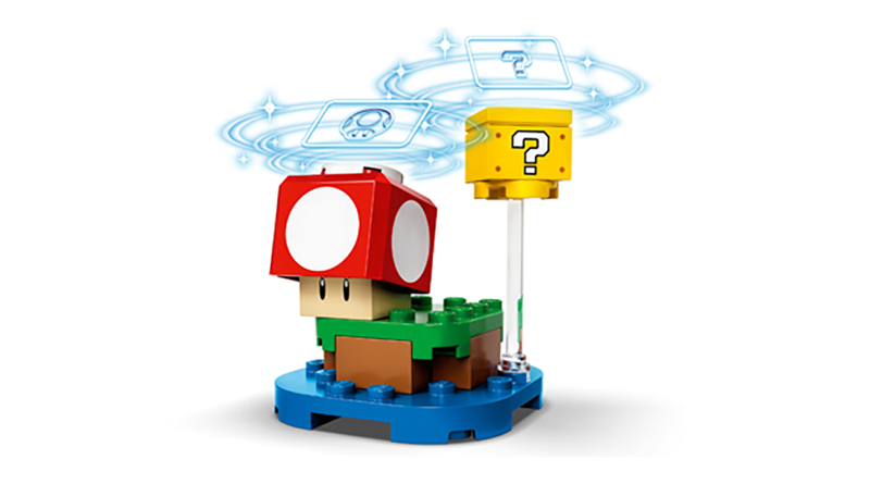 LEGO Super Mario 30385 Super Mushroom Featured