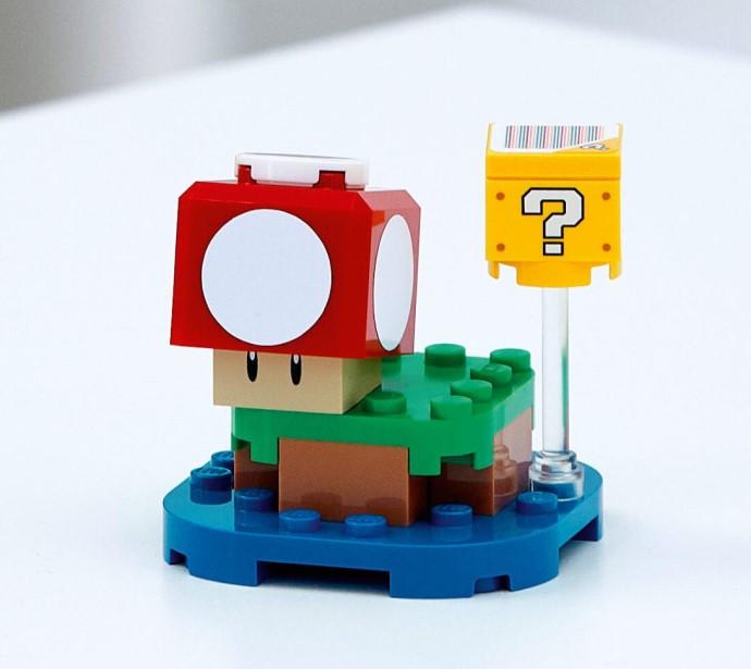 LEGO Super Mario 30385 Super Mushroom
