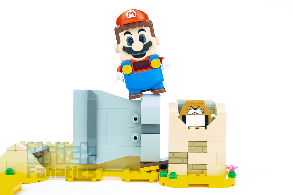 LEGO Super Mario 40414 Monty Mole Super Mushroom 12