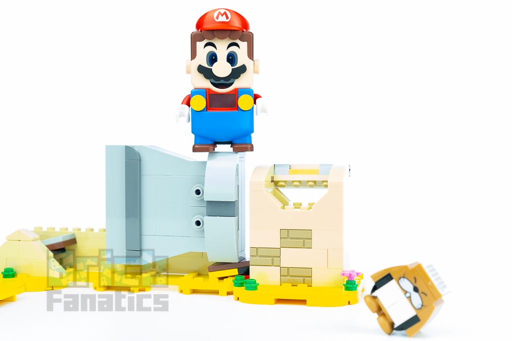 LEGO Super Mario 40414 Monty Mole Super Mushroom 13